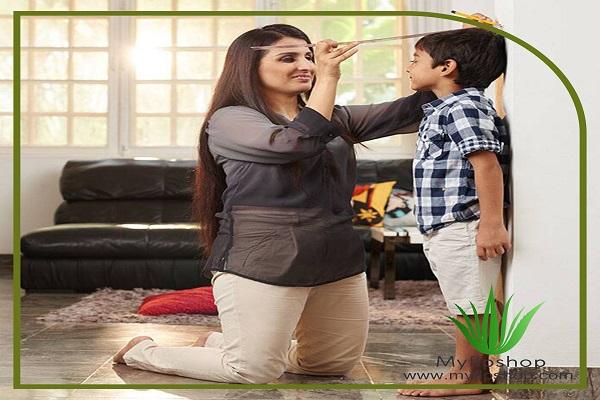 عوامل موثر بر رشد قد کودکان